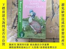 二手書博民逛書店the罕見tale of jemima puddle-duckY252403 beatrix potter b