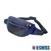 K-SWISS Fanny Waist Pack運動腰包-藍