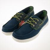 SNAIL~輕便 透氣 網布 休閒鞋 帆船鞋-藍 (S-2150105)