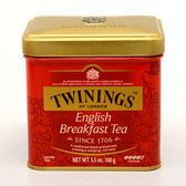 英國唐寧茶-英倫早餐茶 100g/罐 (賞味期限:2020.04.26)