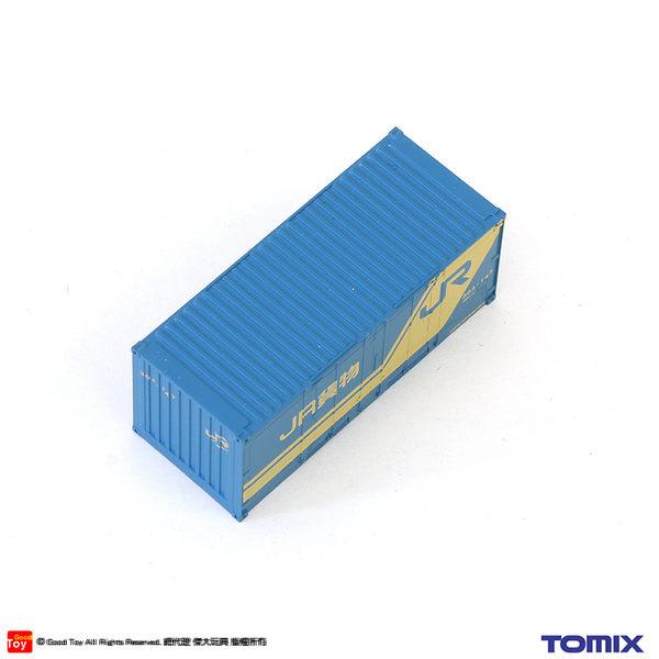 【Good Toy】TOMIX 3117 JR貨櫃 30A形 (青色・2個入)
