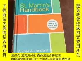 二手書博民逛書店The罕見St.Martin s Handbook (sixth