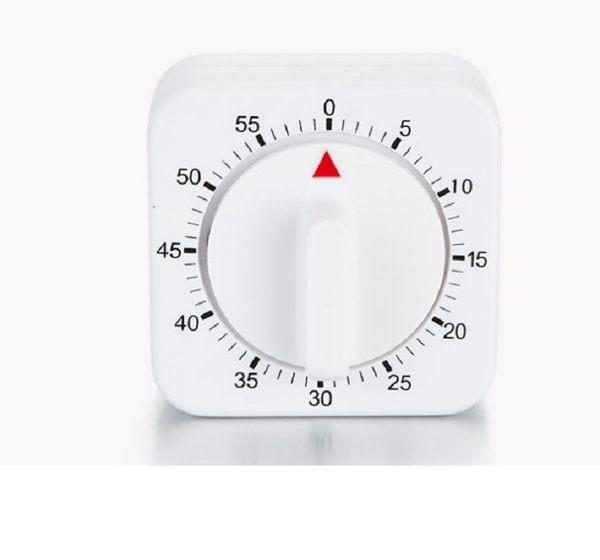 廚房方型機械定時器/計時器/提醒器【AE02675】i-Style居家生活
