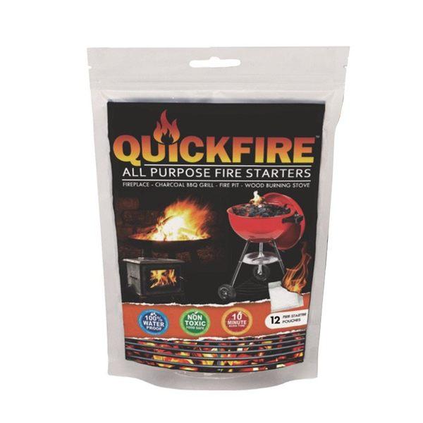 QUICKFIRE 美國防水無毒火種