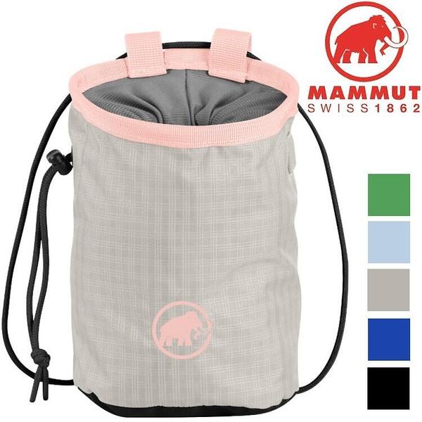 『VENUM旗艦店』Mammut 長毛象 Basic Chalk Bag 攀岩粉袋 2290-00372