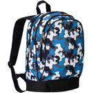 【LoveBBB】美國 Wildkin 兒童後背包/雙層式書包14213藍迷彩(5~10歲) 符合CPSIA 標準 無毒