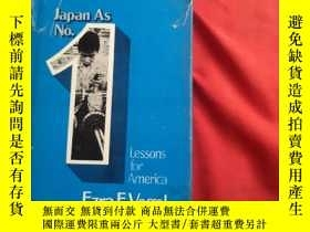 二手書博民逛書店Japan罕見as Number One Lessons for AmericaY179070 by Ezra