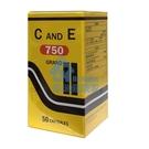 仙吉益膠囊 高單位C+E 50顆/瓶◆德...
