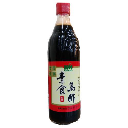 穀盛素食烏醋600ml【愛買】