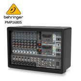 BEHRINGER PMP1680S專業10通道箱型功率混音器(帶有雙Multi-FX處理器和FBQ反饋檢測系統)