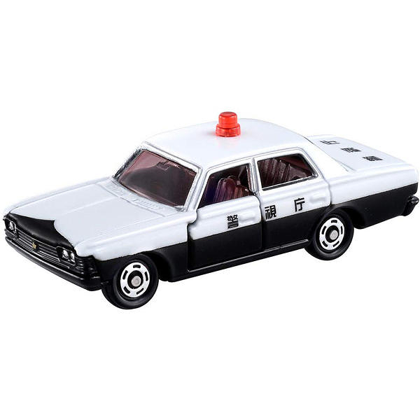 TOMICA 50週年紀念車 04 CROWN PATROL CAR_TM14124 多美小汽車
