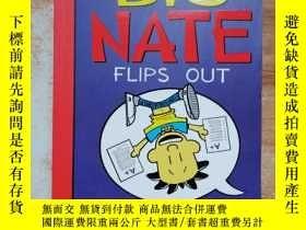 二手書博民逛書店big罕見nate flips outY254800 Lincoln Peirce HarperCollins