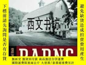 二手書博民逛書店【罕見】2003年版 Barns (library Of Con