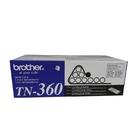 Brother TN-360 黑色原廠碳粉匣 適用HL-2140 2170W MFC-7340 7440N DCP-7030 7040