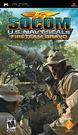 PSP SOCOM U.S. Navy Seals Fireteam Bravo  美國海豹特遣隊Bravo火力小組(美版代購)