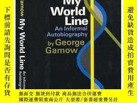 二手書博民逛書店My罕見World : An Informal AutobiographyY362136 George Gam