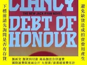 二手書博民逛書店DEBT罕見OF HONOURY17030 Tom Clancy