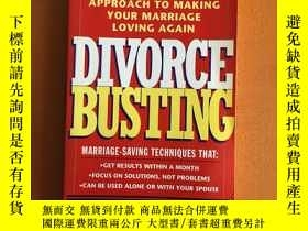 二手書博民逛書店DIVORCE罕見BUSTING a revolutionary
