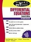 二手書博民逛書店 《Schaum s Outline of Differential Equations》 R2Y ISBN:0070080194│Bronson
