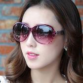 太陽鏡 墨鏡新款網紅太陽鏡圓臉女士墨鏡INS潮明星款防紫外線眼鏡大臉GM   任選一件享八折