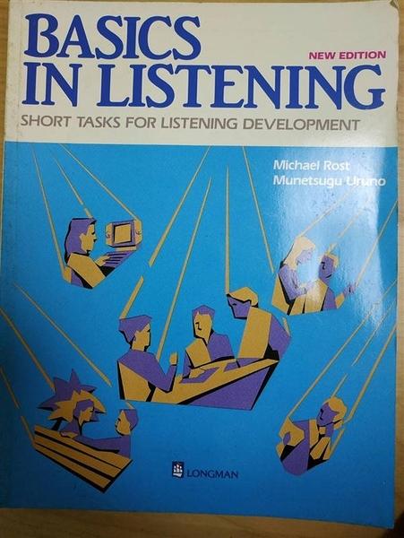 (二手書)Basics in Listening: Short Task for Listening Development
