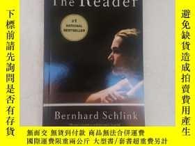 二手書博民逛書店《The罕見Reader》英文版《朗讀者》Y219192 不祥