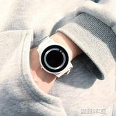 手錶 復古手錶森女錶學生韓版簡約防水皮革潮流日本極簡風創意個性男錶 酷動3C