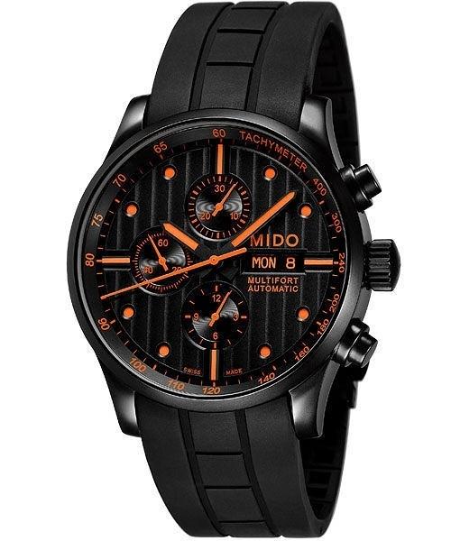 MIDO 美度 Special Edition 先鋒系列典藏計時碼錶 M0056143705101