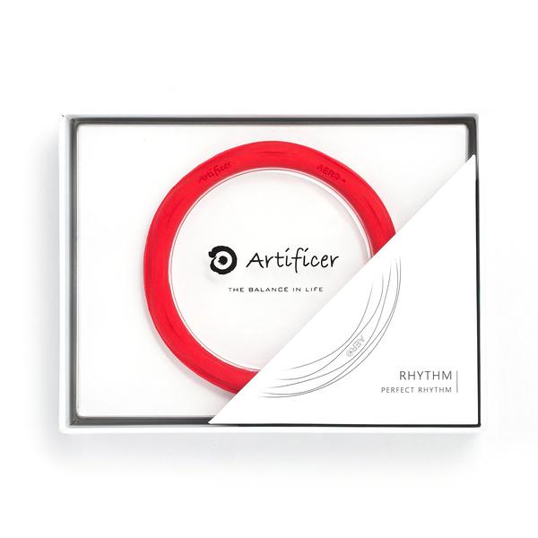 【Artificer】Rhythm 健康運動手環 - 紅