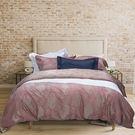 ☆專櫃知名品牌金安德森☆親膚蠶絲材質☆薄被單, 雙人床包, 枕套兩只