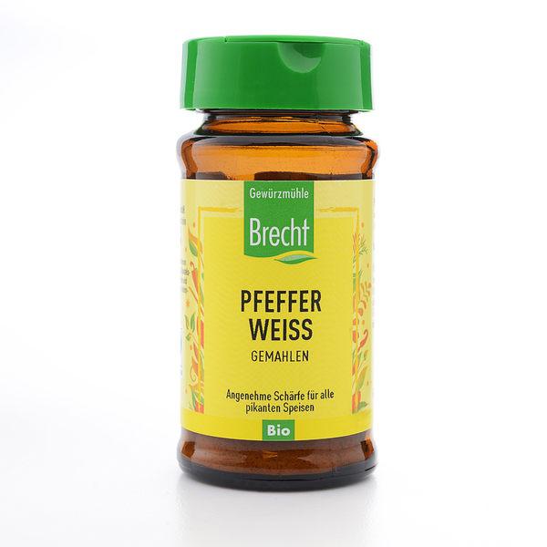 【布萊德Brecht】有機白胡椒粉 (35g)   12瓶