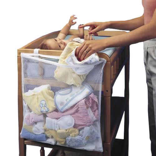 寶寶換衣收納掛袋/嬰兒床換衣袋(1入)【小三美日】原價$119