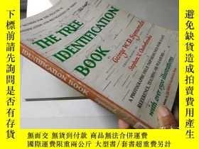 二手書博民逛書店Tree罕見Identification Book : A Ne