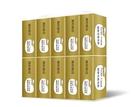 簡約組合優質抽取式衛生紙『金色款』150...