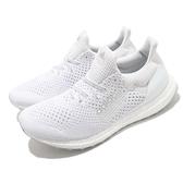 adidas 慢跑鞋 UltraBOOST DNA 全白 白 Atmos 聯名 男鞋【ACS】 H05023