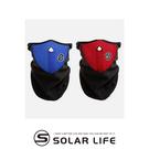防風曬保暖透氣加長立體口罩面罩