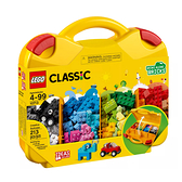 10713【LEGO 樂高積木】Classic 經典系列- 創意手提箱 Creative Suitcase (213pcs)