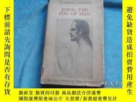 二手書博民逛書店57年(英文原版):JESUS,THE罕見SON OF MAN