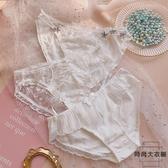3條裝日系內褲純棉蕾絲甜美短褲透氣包臀性感內褲【時尚大衣櫥】