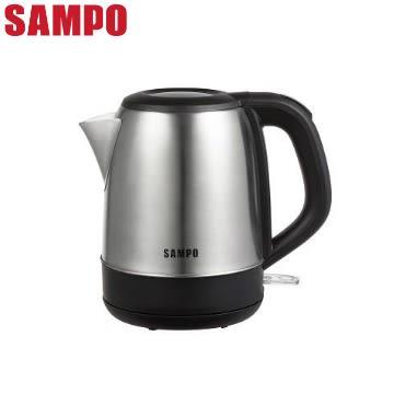 SAMPO 聲寶 - 1.2L不鏽鋼快煮壺 KP-SD12S