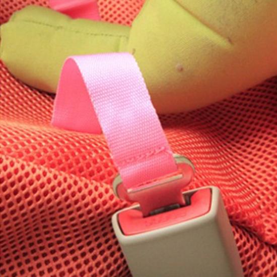 安全帶扣 牽引繩 扣頸圈  寵物繩  寵物用品 車用 車載 小狗 貓咪  汽車 安全帶【P246】 生活家精品