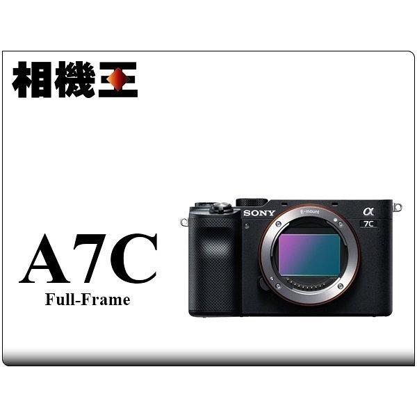 Sony A7C Body 黑色〔單機身〕平行輸入