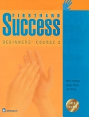 二手書博民逛書店《Firsthand Success  Beginners Course 2, Gold Edition  (Student Book)》 R2Y ISBN:9620019490