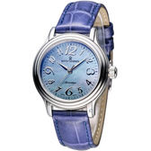 梭曼 Revue Thommen Ladies 優雅自信機械腕錶 12500.2535