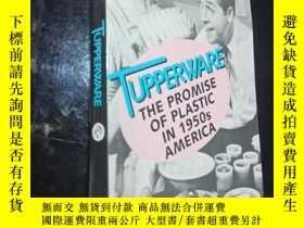 二手書博民逛書店the罕見promise of plastic in 1950s