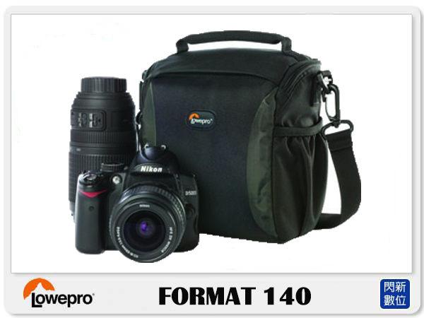 Lowepro 羅普 Format 140 豪曼 140 單肩 斜肩 手提 相機包 內尺寸 16 x 9 x 16.5cm (公司貨)