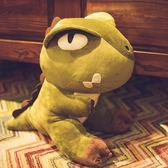 霸王龍公仔可愛恐龍毛絨玩具抱枕布娃娃玩偶生日禮物睡覺抱枕床上『芭蕾朵朵YTL』