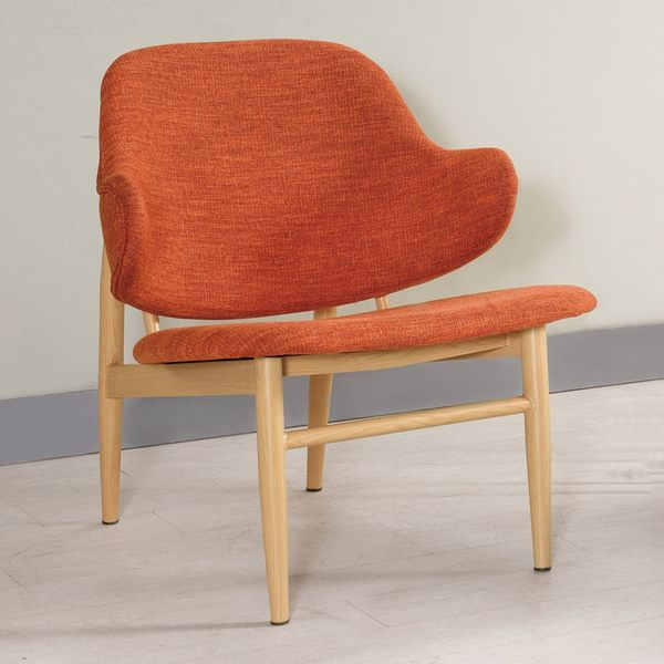 【森可家居】密爾頓休閒椅 8CM724-5 洽談椅 房間椅