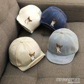 寶寶帽子薄款鴨舌帽2歲1男童3韓版潮嬰兒棒球帽兒童帽子        時尚教主