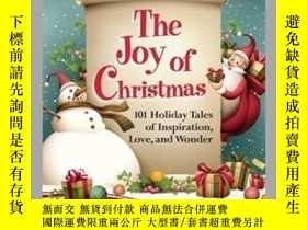 二手書博民逛書店Chicken罕見Soup for the Soul: The Joy of ChristmasY410016